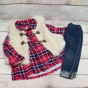 2T outfit Little Lass